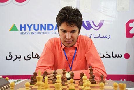 مسعود مصدقپور برترین شطرنجباز جوان آسیا شد