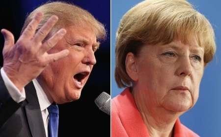 ترامپ صدر اعظم آلمان را بهترین زمامدار دنیا دانست