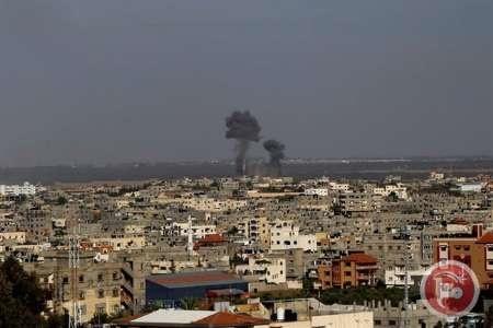 حمله توپخانه ای رژیم صهیونیستی به شمال نوارغزه