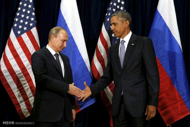 دیدار پوتین و اوباما در چین | توافق برای از سرگیری مذاکرات درباره سوریه