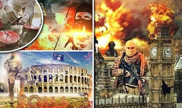 اروپا نگران از بازگشت داعشیهای شکست خورده به غرب