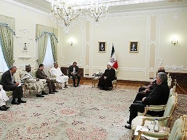 روحانی: ایران از سهم عادلانه کشورهای عضو اوپک حمایت میکند