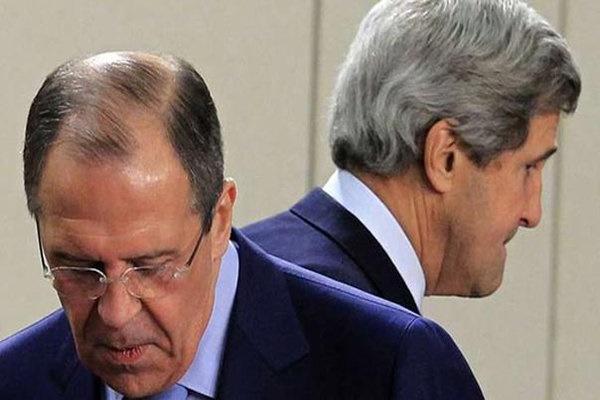 سریال مذاکرات بدون نتیجه | کری و لاوروف درباره سوریه به توافق نرسیدند