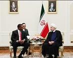 روحانی: ایران به دنبال تعمیق روابط با آفریقا است