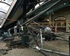 سه کشته و ۱۰۰ زخمی در سانحه قطار در نیوجرسی