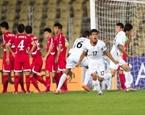 فوتبال نوجوانان آسیا؛ کرهشمالی هم حریف نوجوانان ایران نشد