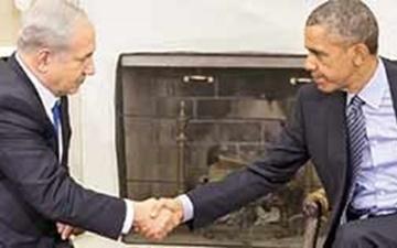 خیز آمریکا برای مناقشه فلسطین
