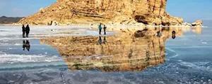 استمداد پیامکی یک هنرمند برای احیای دریاچه ارومیه