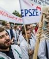 عکس روز: اعتراض پزشکان لهستانی