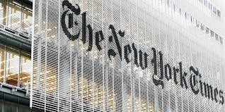 آشنایی با نیویورک تایمز