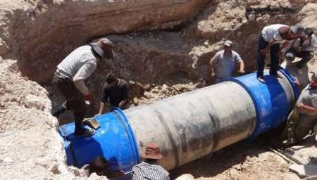 دولت سوریه و معارضان بر سرتامین آب دمشق به توافق رسیدند