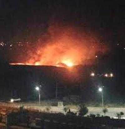 ارتش سوریه: حمله تل آویو به فرودگاه المزه برای حمایت از تروریست ها بود