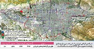 رشد ۸۰ درصدی بزرگراههای تهران در یک دهه