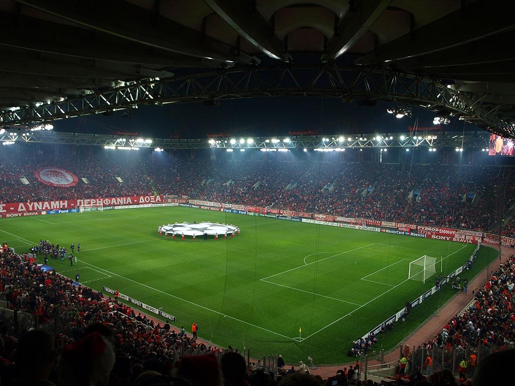 لیگ قهرمانان اروپا بازی مقابل آرسنال