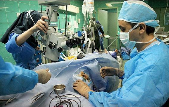 بازیابی بینایی با سلولهای بنیادی