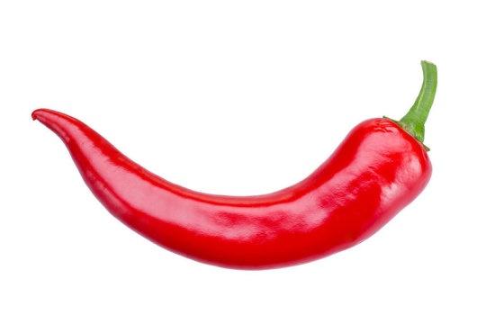 فلفل قرمز تند خطر مرگ را کاهش میدهد