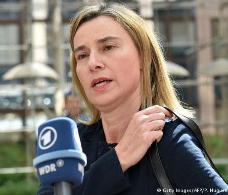 موگرینی: اتحادیه اروپا به اجرای برجام پایبند است