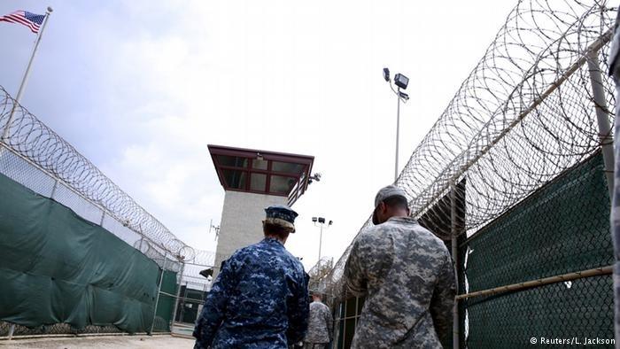 ورود ۱۰ زندانی گوانتانامو به عمان