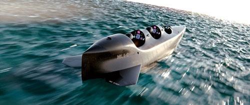 سفر به اعماق با زیردریایی شخصی