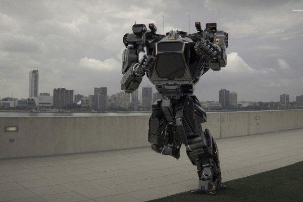 روبات ۴ متری برای کار در شرایط دشوار ساخته شد