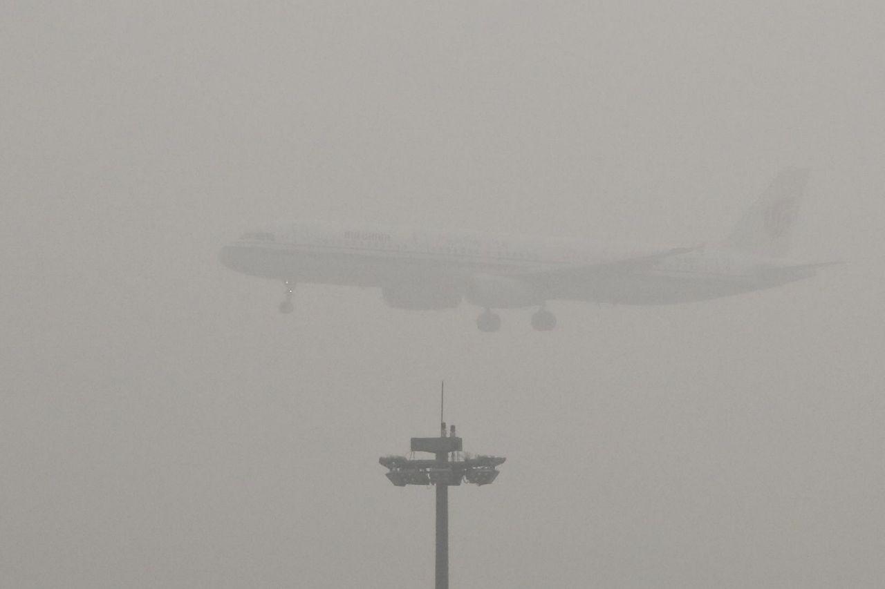چین سال ۲۰۱۷ را با مهدود فراگیر شروع میکند