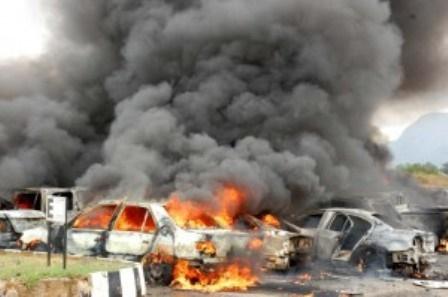 انفجار سه بمب در شمال بغداد