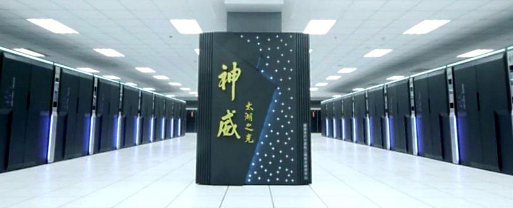 چینیها اولینابررایانه اگزااسکیل جهان را میسازند