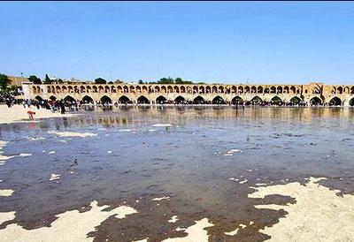 دستور رئیس جمهور برای رهاسازی آب به زایندهرود در نوروز