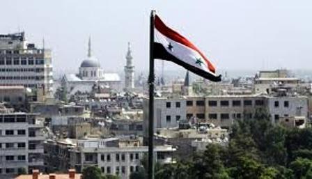 هیات مذاکره کننده دولت سوریه راهی آستانه شد