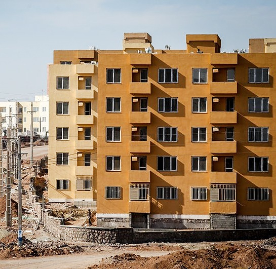 یک میلیون و ۶۰۰ هزار واحد مسکونی خالی در ایران