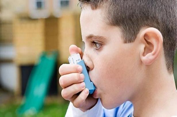 کودکان مبتلا به آسم بیشتر در معرض خطر چاقی هستند