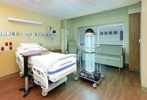 استفاده از نور UV برای استریل بیمارستانها