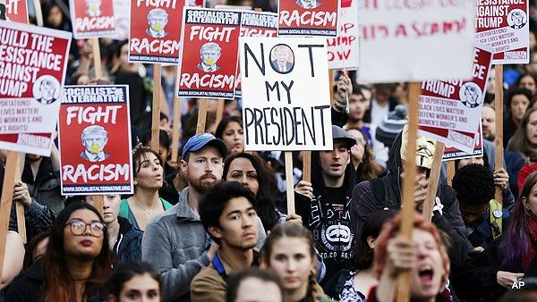 مخالفان ترامپ