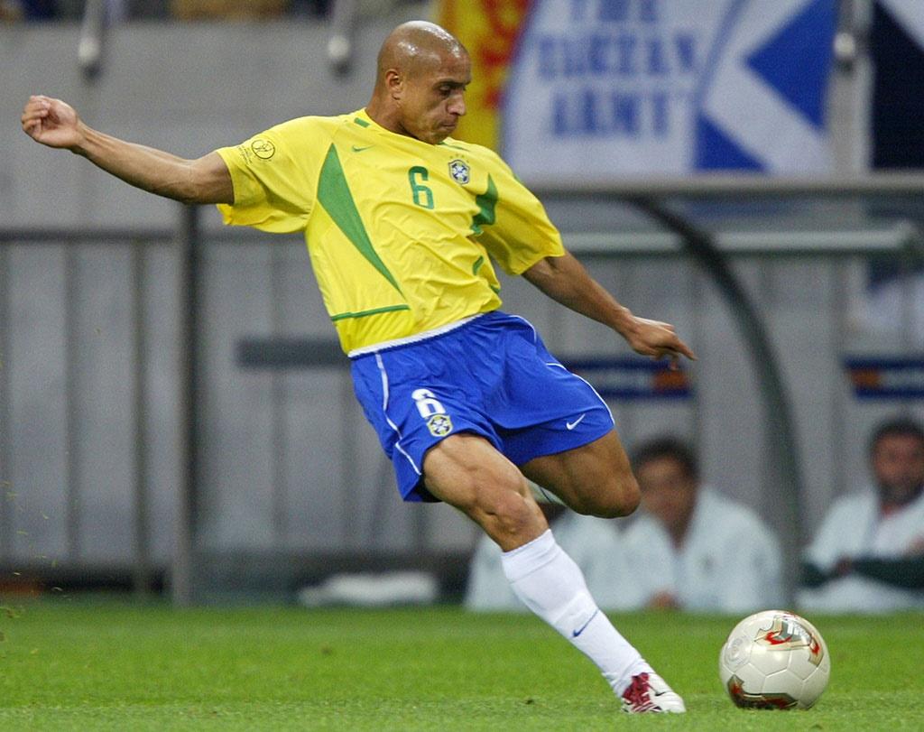 کارلوس در تیم ملی