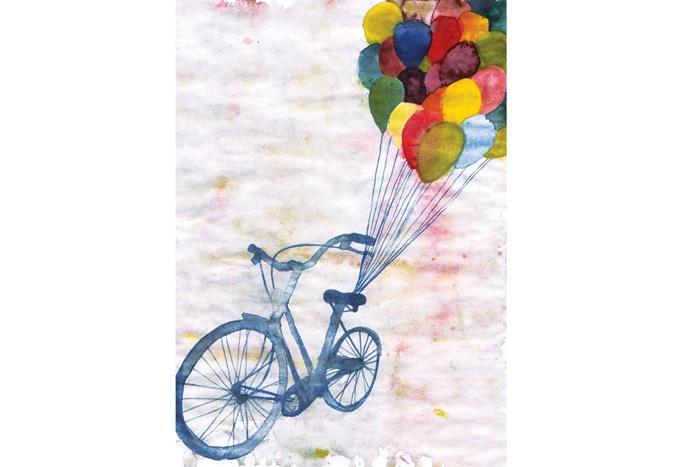 دوچرخهجان تولدت مبارک!