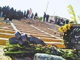 اخذ نمونه DNA از خانواده مفقودیهای پلاسکو؛ دفن آتشنشانان در کنار شهدای منا