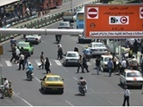 ممنوعیت فروش آرم طرح ترافیک در پی حادثه پلاسکو