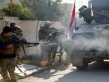 آزادسازی محلههای جدید در شرق موصل | داعشیها میگریزند