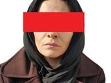 زن سابقهدار، جیببر قطارهای مترو