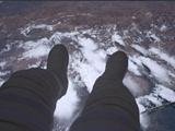 تصویر روز: راهپیمایی فضایی چنین حسی دارد
