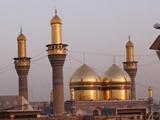 زیارت حرمین عسکریین بر روی زائران ایرانی گشوده شد