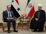 روحانی: آزادسازی حلب و برقراری آتشبس دو گام مهم برای برقراری صلح در سوریه است