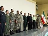سرهنگ محمد خوش قلب فرمانده منطقه پدافند هوایی جنوب شرق کشور شد