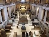 گاردین   مرمت تابوتهای چند هزار ساله تمدن باستانی مصر