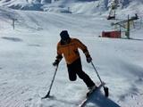 ایران قهرمان اسکی بین المللی جانبازان و معلولین شد