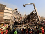 روایت معاون امنیتی استانداری تهران از علت اصلی آتشسوزی ساختمان پلاسکو
