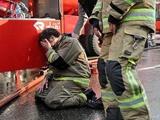 شهادت جمعی از آتشنشانها