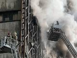 گاز ساختمانهای اطراف پلاسکو فعلا قطع میماند