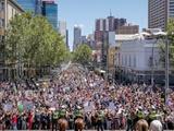 تظاهرات جهانی علیه روی کار آمدن ترامپ | تظاهرات صدها هزار نفری در لندن
