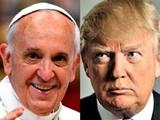 پاپ: برای قضاوت درباره ترامپ زود است